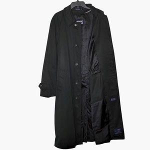 Chaps Ralph Lauren Men's Trench Coat Size 42-L